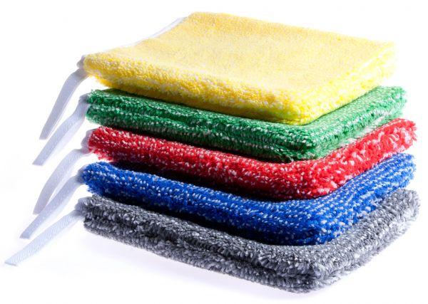 floorstar Mikrofaserhandschuhe zur Reinigung
