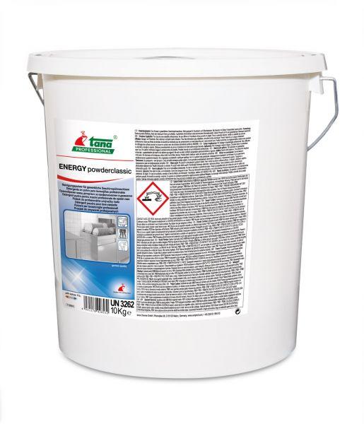 TANA energy powderclassic Pulver Reiniger für gewerbliche Spülmaschinen
