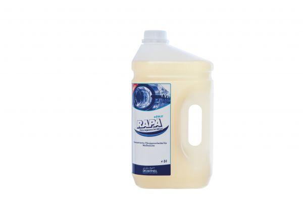 Dr. Schnell Rapa White konzentriertes Flüssigwaschmittel