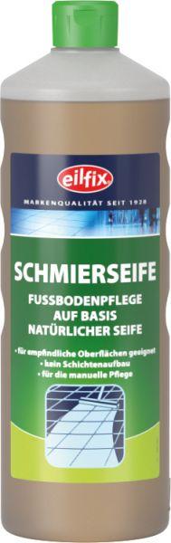 EILFIX SCHMIERSEIFE Fussbodenpflege auf Basis natürlicher Seife