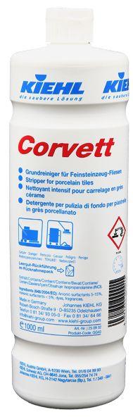 Kiehl Corvett Grundreiniger für Feinsteinzeug Fliesen