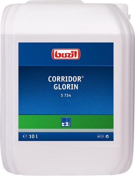 Buzil Corridor Glorin S734 Beschichtung