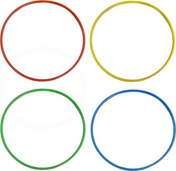 UNGER erGO Farbkodierungsringe