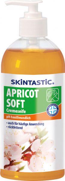 Skintastic CREMESEIFE Apricot/pure & sensitive