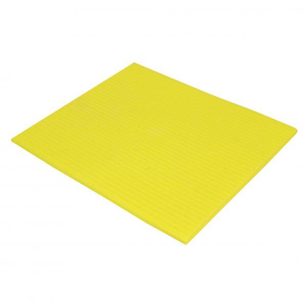 Sito Schwammtuch 250 x 310 mm groß 5er Pack gelb