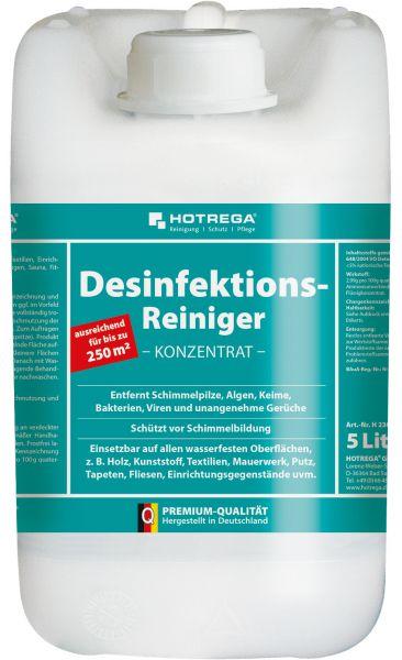 Hotrega Desinfektions-Reiniger, 5 Liter Kanister