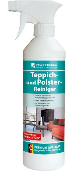 hotrega teppich und polsterreiniger 500 ml spr hflasche g nstig online kaufen auf. Black Bedroom Furniture Sets. Home Design Ideas