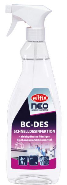 EILFIX BC-DES Schnelldesinfektion
