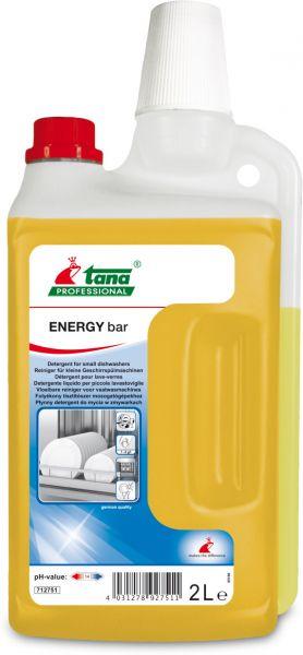 TANA energy bar Reiniger für Gläserspülmaschinen