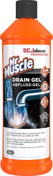 Mr Muscle® Abfluss-Gel