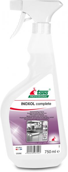TANA inoxol complete Edelstahlpflege
