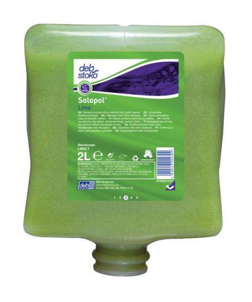 Solopol Lime Handreiniger für mittelstarke Verschmutzungen