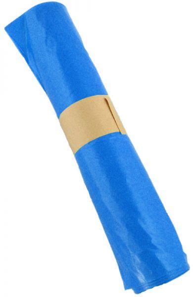 Müllsäcke 700 x 1100 mm, blau, Typ 70 120 Liter
