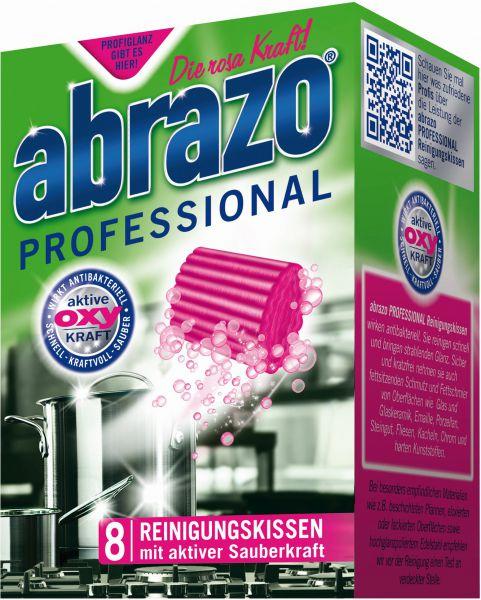 abrazo Professional verseifte Reinigungskissen