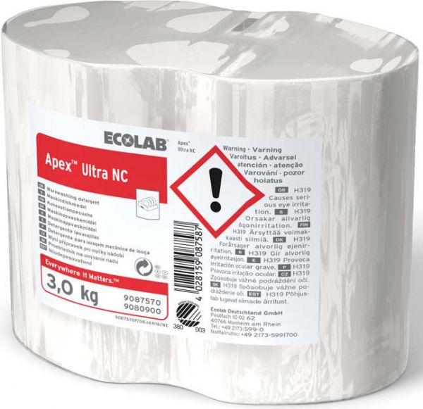 Ecolab Apex Ultra NC, Hochkonzentriertes Maschinenspülmittel