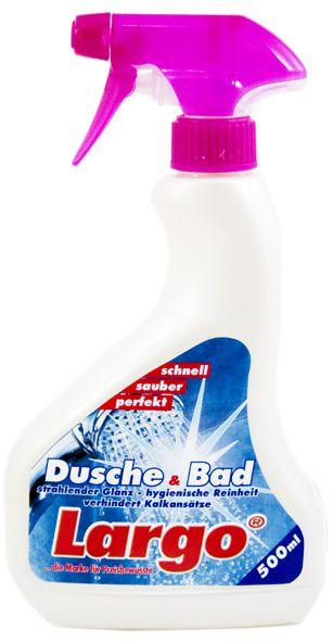 WECO Largo Dusche & Badreiniger Sprühflasche