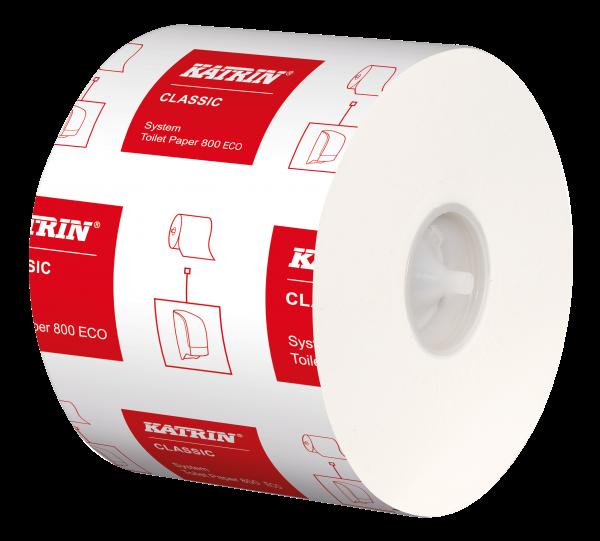 Katrin Classic System Toilettenpapier 2-lagig