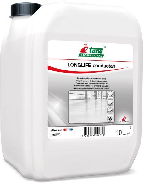 TANA longlife conductan Pflegedispersion für (ab-) leitfähige Böden