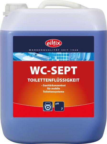 EILFIX WC-SEPT Toilettenflüssigkeit