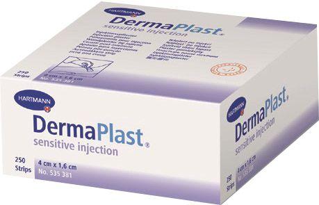 DermaPlast sensitive Injektionspflaster