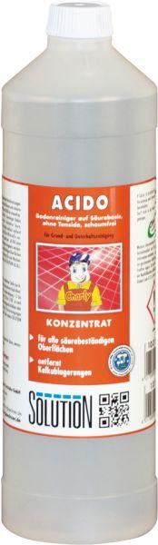 Solution Acido sauer Bodenreiniger