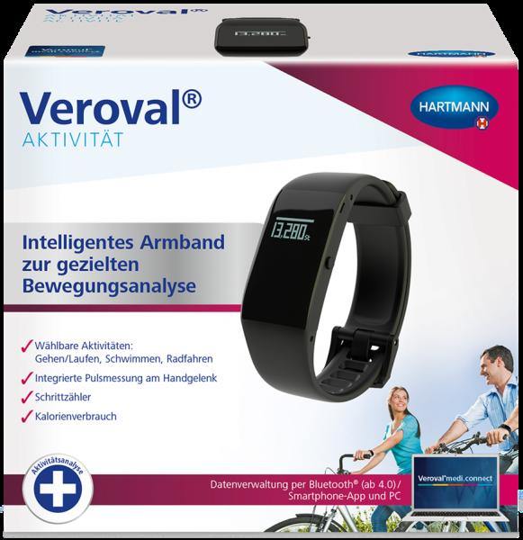 Veroval Aktivitätstracking - Armband zur Bewegungsanalyse