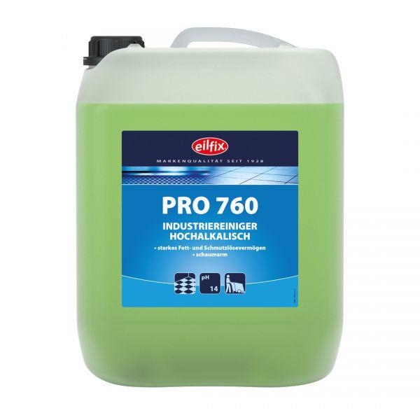 EILFIX PRO 760 Industriereiniger hochalkalisch