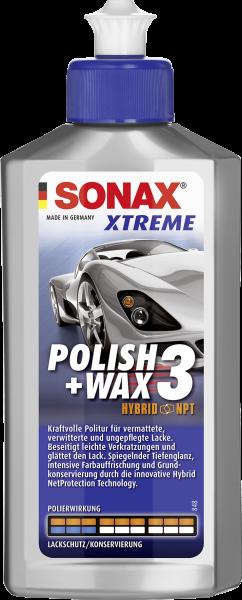 SONAX Polish+Wax 3 Hybrid NPT