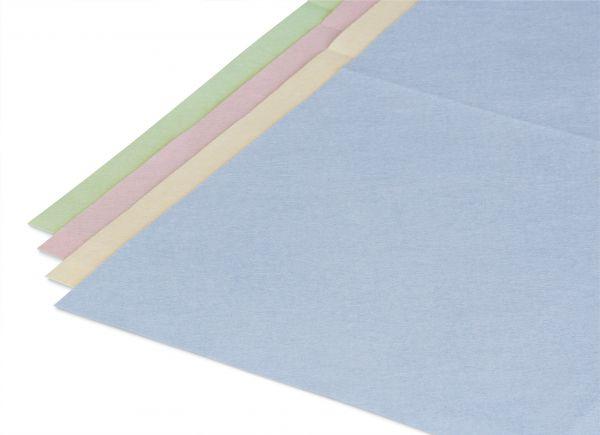Sito Mikrofasertuch feines Mikrovlies in Markenqualität 400 x 400 mm GELB