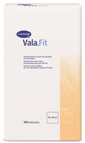 Vala Fit band - Einmal-Schutzlätzchen für zuverlässigen Wäscheschutz