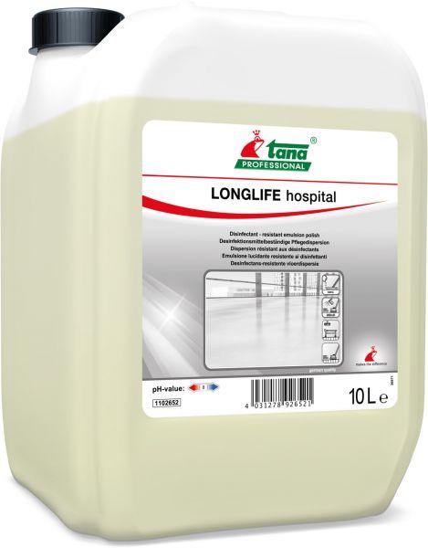 TANA longlife hospital Desinfektionsmittelbeständige Pflegedispersion