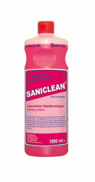 Dreiturm SANICLEAN Sanitär Allzweckreinger