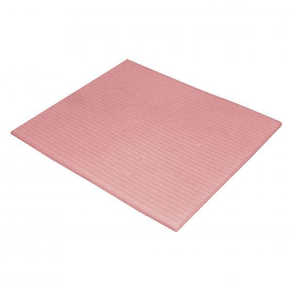 Sito Schwammtuch 250 x 310 mm groß 5er Pack rosa