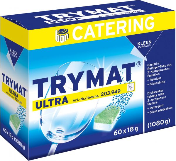 KEEN PURGATIS Trymat Ultra Geschirr-Reiniger-Tabs
