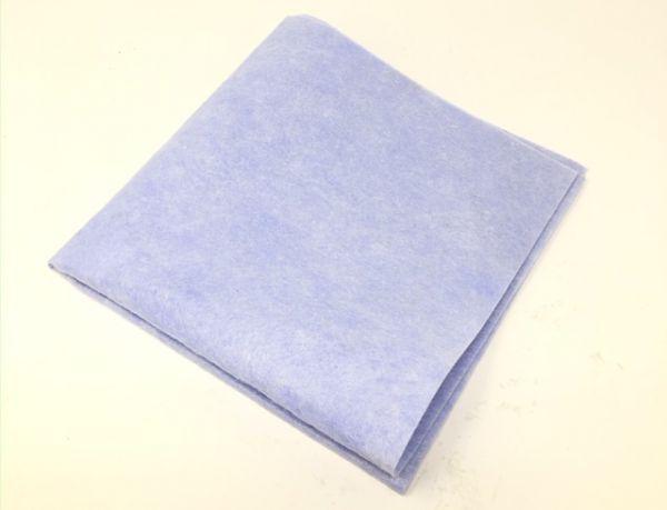 Sito Vlies Allzwecktuch 38 x 38 blau