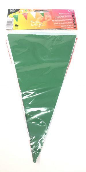 Papstar Party-Wimpelkette aus Folie,4m
