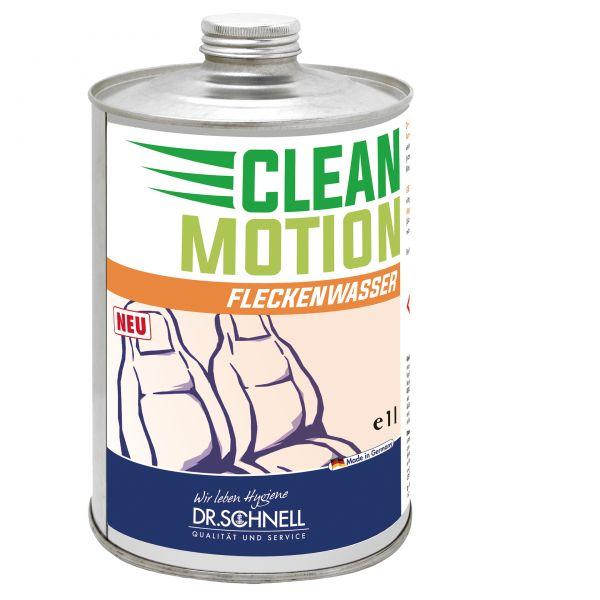 Dr. Schnell Cleanmotion Fleckenwasser zur Fleckentfernung