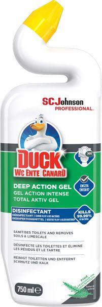 WC Ente® Total Aktiv Gel Waldfrische
