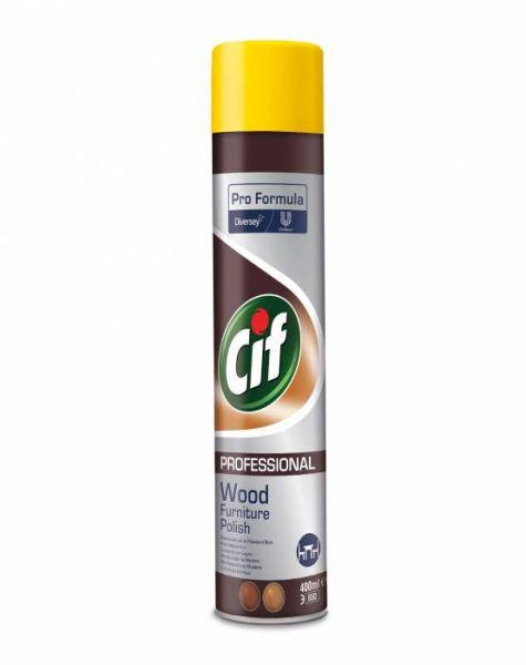 Cif Professinal Möbelpolitur Spray