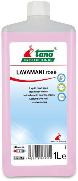 TANA LAVAMANI rosé Flüssige Handseife