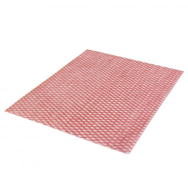 Sito Wischfixtücher 500 x 380 mm 100er Pack rot
